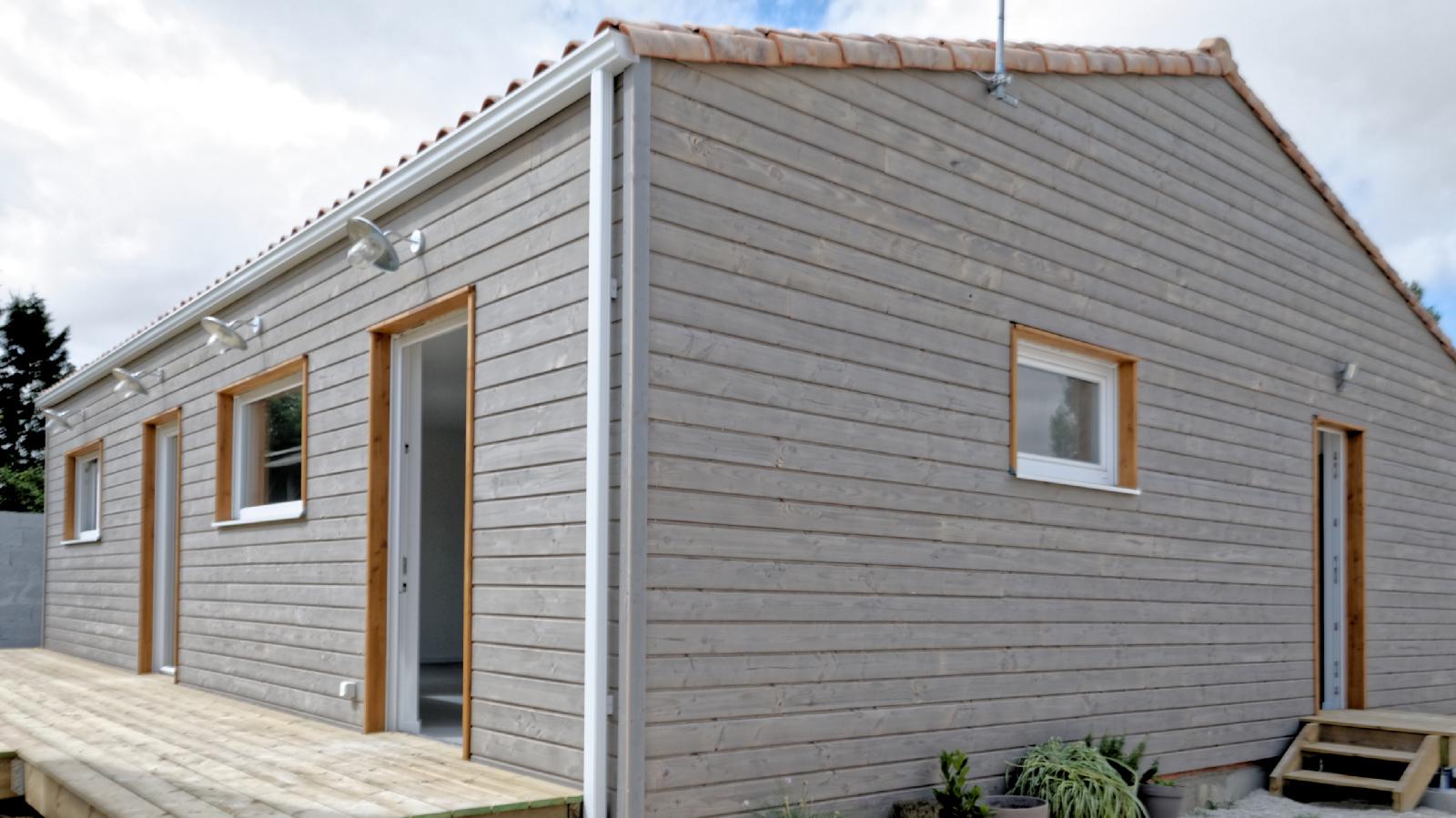 maison bois en charente maritime